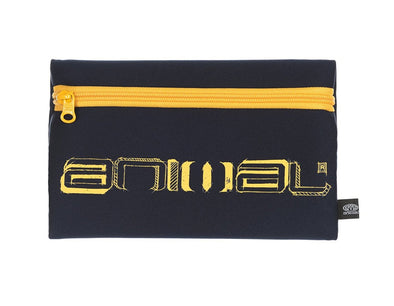 "ANIMAL ""KELS"" NEOPRENE PENCIL CASE. DARK NAVY (HE7WL001-F94) from peaknation.co.uk"
