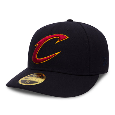 NEW ERA 59FIFTY FITTED CAP. TEAM CLASSIC CLEVELAND CAVALIERS