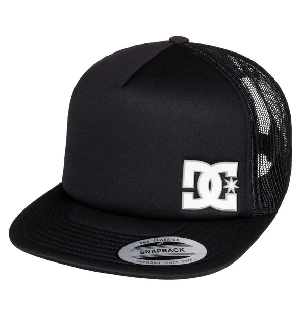 "DC ""MADGLADS BOY"" BOYS SNAPBACK CAP. BLACK (ADBHA03048) from peaknation.co.uk"