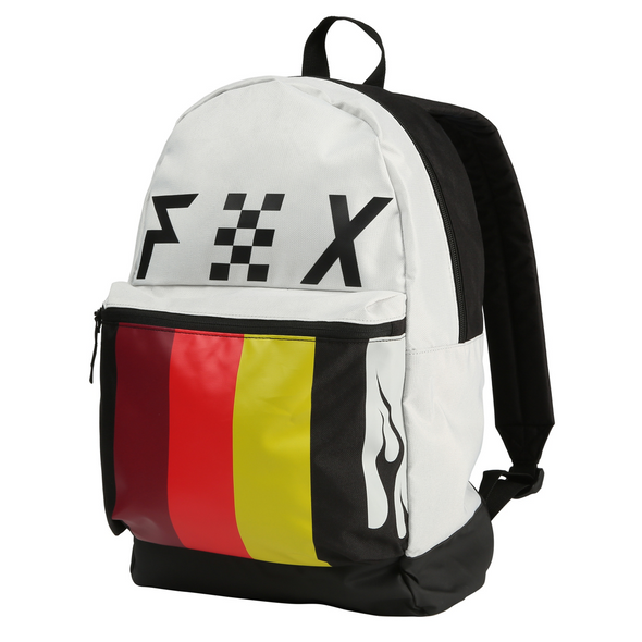 "FOX RACING ""RODKA KICK STAND"" BACKPACK. BLACK from peaknation.co.uk"