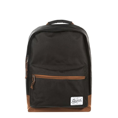 "ANIMAL ""CARVE"" MENS BACKPACK. BLACK from peaknation.co.uk"