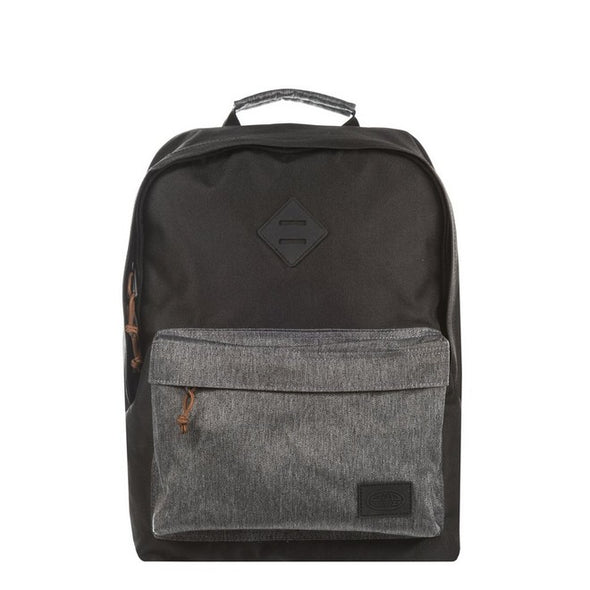 "ANIMAL ""CAYO"" MENS BACKPACK. ASPHALT GREY (LU7WL003-L63) from peaknation.co.uk"