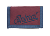 "ANIMAL ""CLIFTON"" MENS 3 LEAF WALLET. TAWNY PURPLE (DW7WL002-T45)from peaknation.co.uk"