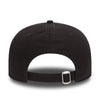 NEW ERA 9FIFTY LOW PROFILE STRAPBACK. NFL UNSTRUCTURED OAKLAND RAIDERS. BLACK from peaknation.co.uk