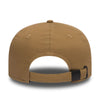 NEW ERA 9FIFTY STRAPBACK CAP. TRUE ORIGINATORS LOS ANGELES DODGERS. KHAKI from peaknation.co.uk