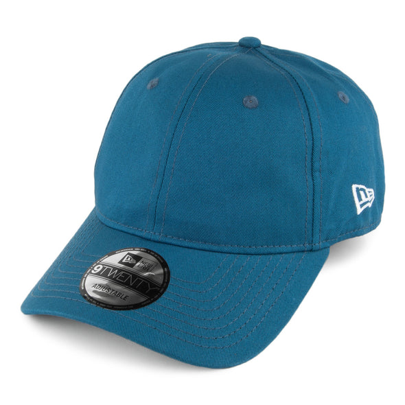 NEW ERA 9TWENTY ADJUSTABLE CAP. SEASONAL UNSTRUCTURED. Blue from peaknation.co.uk