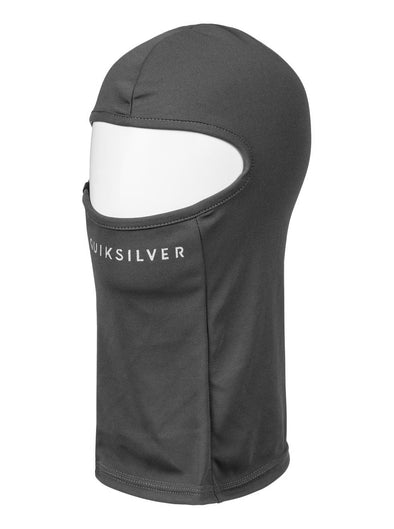 QUIKSILVER LIGHTWEIGHT TECHNICAL BALACLAVA. BLACK (EQYAA03503) from peaknation.co.uk