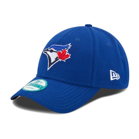 NEW ERA 9FORTY BASEBALL CAP. MLB The League. TORONTO BLUE JAYS. From PeakNation.co.uk