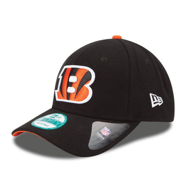 NEW ERA 9FORTY THE LEAGUE NFL CAP. NATIONAL FOOTBALL LEAGUE. CINCINNATI BENGALS