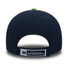 NEW ERA 9FORTY STRAPBACK CAP. THE LEAGUE 9FORTY.  Seattle Seahawks