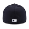 NEW ERA 59FIFTY FITTED CAP. AUTHENTIC MLB ON FIELD CAP. NEW YORK YANKEES
