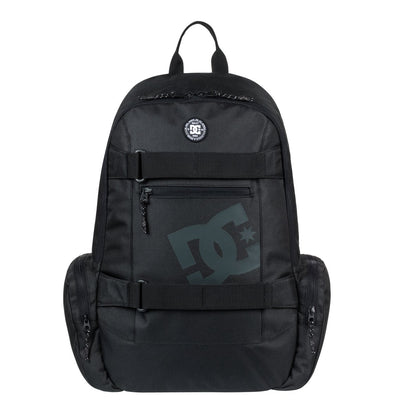 """THE BREED"" 26L MENS DC BACKPACK/RUCKSACK. BLACK from peaknation.co.uk"