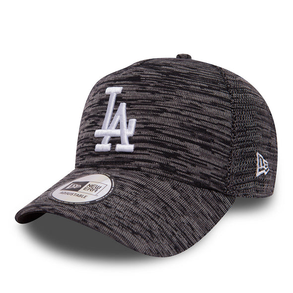 NEW ERA ADJUSTABLE A FRAME 9FORTY CAP. ENGINEERED FIT. LA DODGERS
