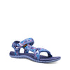 "TEVA ""HURRICANE 3"" GIRLS SANDALS. SPLASH PURPLE BLUE. TODDLER/CHILD from peaknation.co.uk"