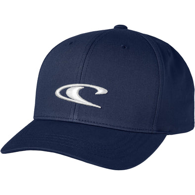 "O'NEILL ""WAVE CAP"" MENS ADJUSTABLE CAP. INK BLUE from peaknation.co.uk"