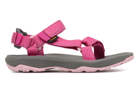 "TEVA ""HURRICANE XLT 2"" KIDS SANDALS. SPECK RASPBERRY ROSE from peaknation.co.uk"