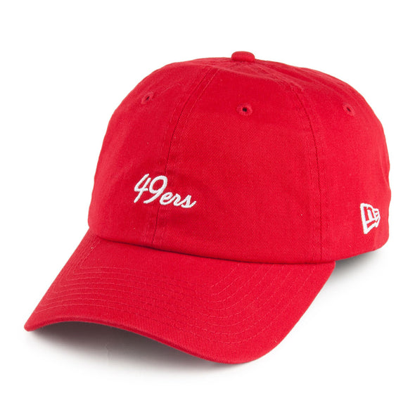 NEW ERA 9FORTY ADJUSTABLE CAP. SAN FRANCISCO 49ERS from peaknation.co.uk