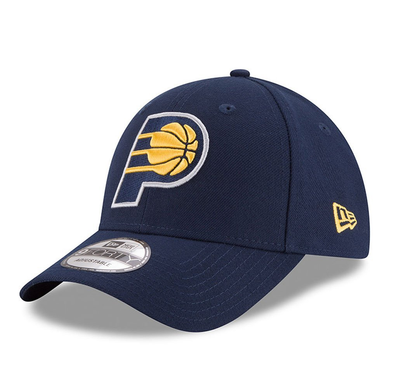 NEW ERA 9FORTY THE LEAGUE NBA CAP. INDIANA PACERS