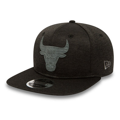 NEW ERA 9FIFTY SNAPBACK CAP. CONCRETE JERSEY CHICAGO BULLS from peaknation.co.uk