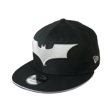 NEW ERA 9FIFTY SNAPBACK CAP. CLASSIC TM BATMAN from peaknation.co.uk