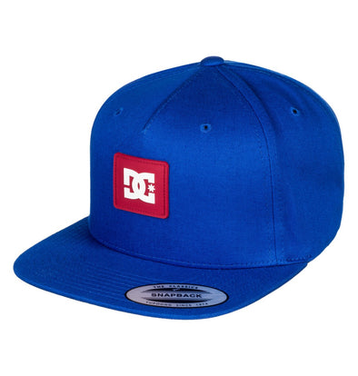 "DC ""SNAPDOODLE"" YOUTH SNAPBACK CAP. (ADBHA03070) SODALITE BLUE from peaknation.co.uk"