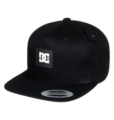 "DC ""SNAPDOODLE"" MENS SNAPBACK CAP. (ADYHA03631) BLACK from peaknation.co.uk"