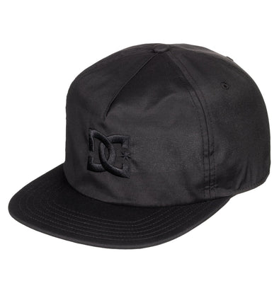"DC ""FLOORA"" YOUTH SNAPBACK CAP. (ADBHA03071) BLACK from peaknation.co.uk"