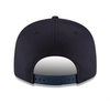NEW ERA 9FIFTY SNAPBACK CAP. TEAM SNAP NEW ENGLAND PATRIOTS from peaknation.co.uk
