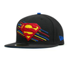 NEW ERA 59FIFTY FITTED CAP. SWIFT COLOUR SUPERMAN OFFICIAL CAP. 7 3/8 from peaknation.co.uk