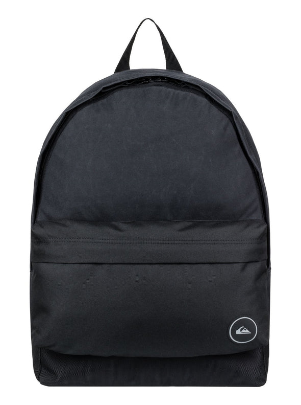 "QUIKSILVER ""EVERYDAY POSTER"" 25L BACKPACK. OLDY BLACK from peaknation.co.uk"