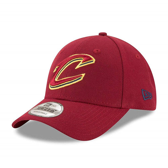 NEW ERA 9FORTY THE LEAGUE NBA CAP. CLEVELAND CAVALIERS