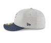 NEW ERA LOW PROFILE 59FIFTY FITTED CAP. ON FIELD SIDELINE NEW ENGLAND PATRIOTS - AWAY from peaknation.co.uk