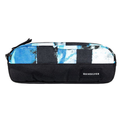 "QUIKSILVER ""TASMEN"" PENCIL CASE/WASHBAG. TURKISH SEA from peaknation.co.uk"