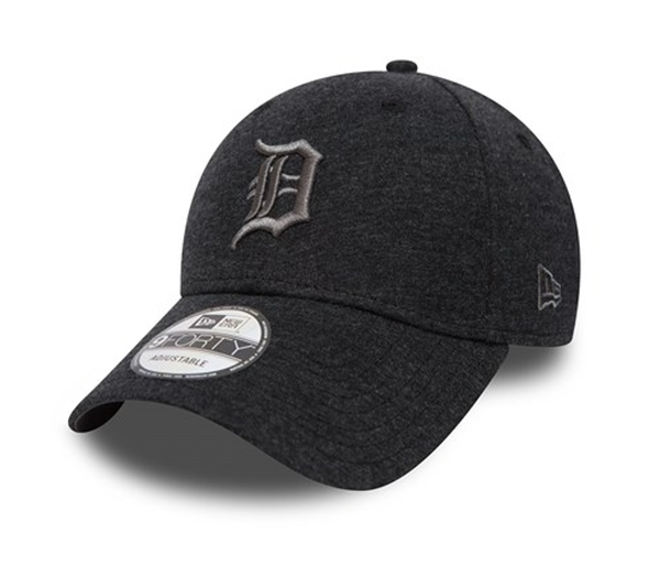 NEW ERA DETROIT TIGERS GRAPHITE JERSEY 9FORTY. GRAPHITE from peaknation.co.uk