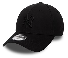 NEW ERA - 39Thirty Cap. NEW YORK YANKEES. Black/Black.