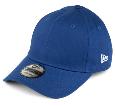 NEW ERA FLAG 9FORTY. BASIC ADJUSTABLE STRAP BACK CAP. ROYAL BLUE. From PeakNation.co.uk