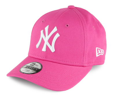 NEW ERA - KIDS 9FORTY ADJUSTABLE CAP. NEW YORK YANKEES. PINK