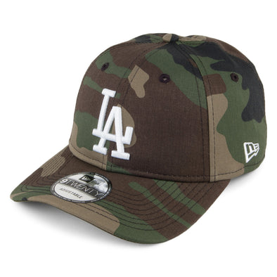 NEW ERA LOS ANGELES DODGERS CAMO PACKABLE 9TWENTY. CAMO from peaknation.co.uk