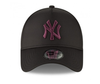 NEW ERA RIPSTOP A FRAME CAP. NEW YORK YANKEES. BLACK/PURPLE from peaknation.co.uk