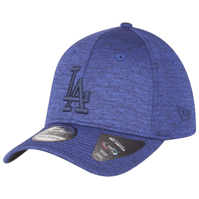 NEW ERA DRY SWITCH 39THIRTY CAP. LOS ANGELES DODGERS CAP. BLUE from peaknation.co.uk