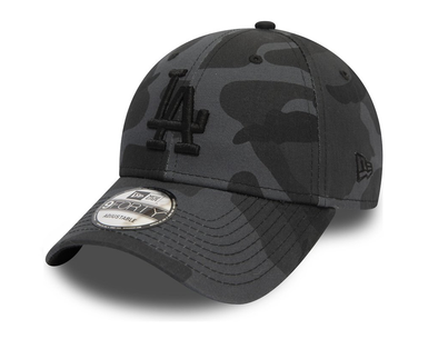 NEW ERA - LOS ANGELES DODGERS MIDNIGHT CAMO ESSENTIAL 9FORTY from peaknation.co.uk