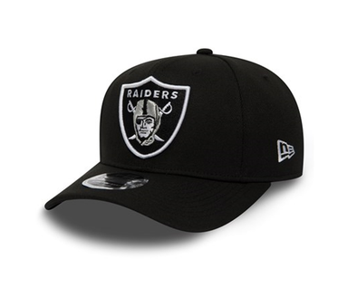 NEW ERA - OAKLAND RAIDERS STRETCH SNAP 9FIFTY SNAPBACK