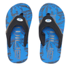 ANIMAL BOYS JEKYL LOGO BOYS FLIP FLOPS. SEAPORT BLUE from peaknation.co.uk