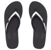 ANIMAL WOMENS SWISHIE WEDGE SANDALS. BLACK from peaknation.co.uk