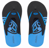 ANIMAL BOYS JEKYL SLICE FLIP FLOPS. SEAPORT BLUE from peaknation.co.uk