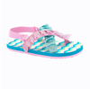 ANIMAL DAISIE INFANT FLIP FLOPS. LOLLIPOP PINK from peaknation.co.uk