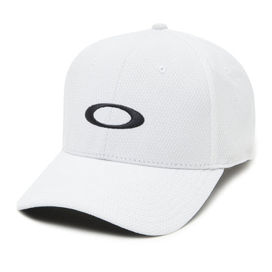 OAKLEY GOLF ELLIPSE CAP. WHITE
