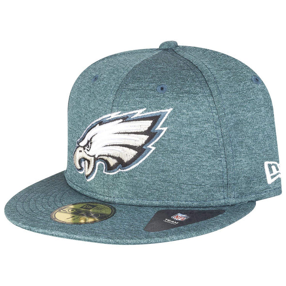 NEW ERA 59FIFTY FITTED CAP. SHADOW TECH PHILADELPHIA EAGLES from peaknation.co.uk