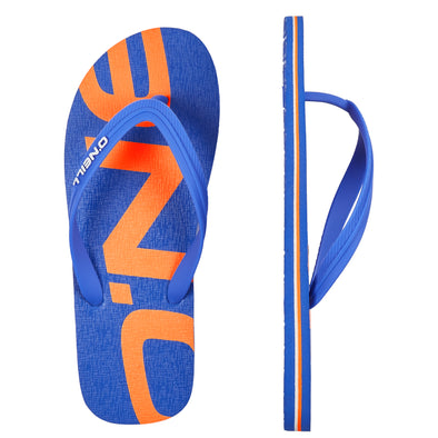 O'NEILL PROFILE LOGO SANDALS. MENS FLIP FLOPS. DAZZLING BLUE from peaknation.co.uk