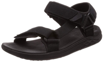 TEVA 'TERRA-FLOAT 2 UNIVERSAL' MENS SANDALS. BLACK from peaknation.co.uk